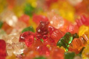 Cómo quitar un oso de Gummi De Cabello