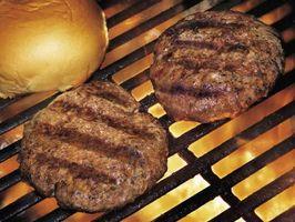 Cómo hacer una hamburguesa cabra