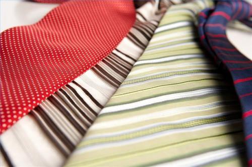 Cómo hacer coincidir patrones Lazo con camisas