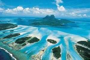 Descripción general de la isla de Bora Bora