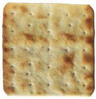 Cómo mantener galletas saladas se desgaste