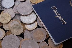 ¿Cuánto es el Cargo de renovación de pasaporte de los EEUU?