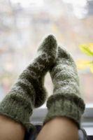 Cómo cuidar los calcetines de lana
