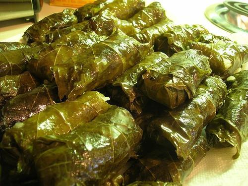 La comida griega para niños