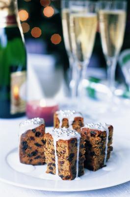 ¿Qué es una buena bebida italiana para ir con panettone?