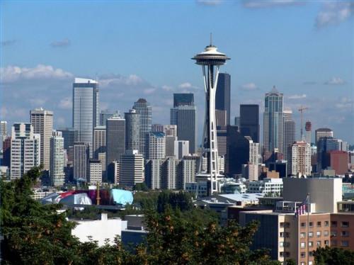 Cómo hacer turismo en Seattle, Washington sin auto