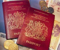 Cómo renovar un pasaporte británico en los Estados Unidos