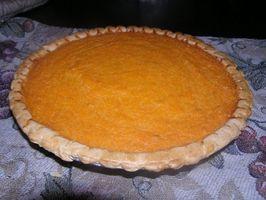 Cómo cocinar el pastel de patata dulce