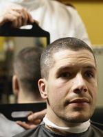 Cómo dar un corte de pelo de la forma cónica Tight