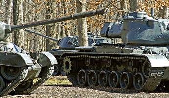 ¿Cuáles son los tanques utilizados para?
