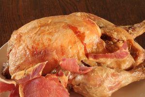 Cómo preparar el caldo de pollo deshidratada