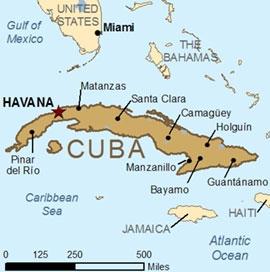 Inoculaciones Requeridos para Cuba