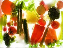 Cómo Microonda verduras congeladas