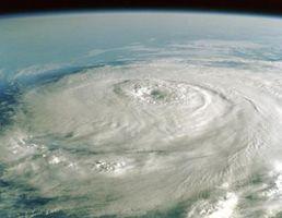 Peores zonas de desastres naturales