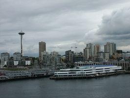 Hoteles cerca de las terminales de cruceros de Seattle