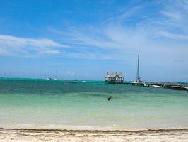 Todo Incluido Hoteles pequeña playa en Placencia, Belice