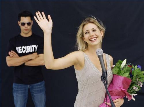 Cómo mantener una sonrisa ganadora Durante un concurso de belleza