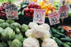 Cómo planificar las comidas económicas para una familia