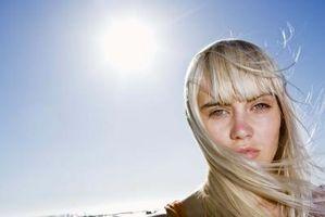 Ropa especial que filtra los peligrosos rayos del Sol