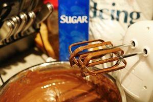 Las cosas diferentes que puede utilizar en lugar de azúcar