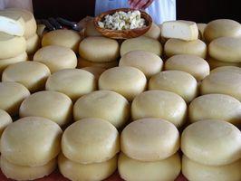 Comida: Pasta de Guayaba y Queso Blanco