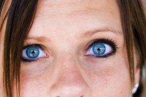 Peinados y colores con los ojos azules