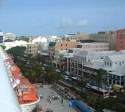 Cómo planificar una vacaciones de crucero de las Bermudas