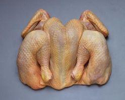 Cómo hacer alitas de pollo, ofertas o pechos en un horno tostador Pequeño