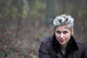 Los cortes de pelo corto para deshacerse del cabello dañado