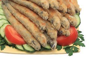 Cómo congelar pescado frito