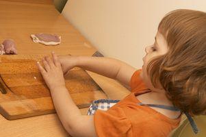 Ideas de cocina de invierno con niños