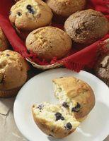 Cómo cocinar en una piedra Muffin Pan
