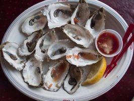 Cómo saber si ostras crudas son malas