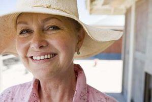 Cómo tratar la piel seca en las mejillas causada por la menopausia