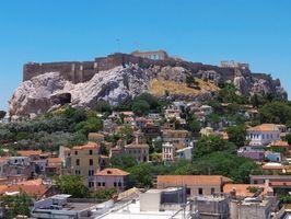 Frente a la playa Hoteles en Atenas, Grecia