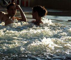 ¿Cuáles son los riesgos Hot Tub Salud?