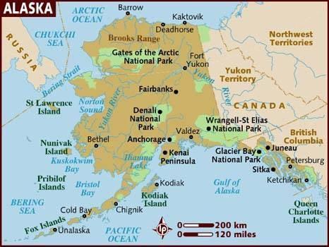 ¿Qué llevar en un crucero por Alaska en de mayo de