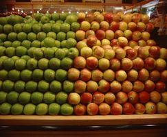 Las mejores manzanas para hornear chuletas de cerdo