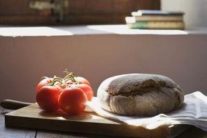 Cómo cocinar con una máquina de pan