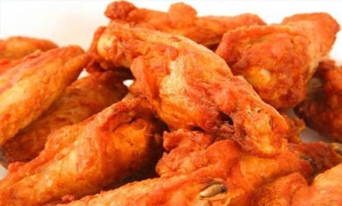 Cómo hacer alitas de pollo