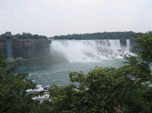Cómo tomar fotos de Niagara Falls