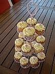 Cómo utilizar las magdalenas para bodas y duchas, cualquier ocasión En lugar de tortas de capas grandes