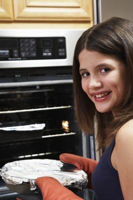 Los sustitutos de pergamino al cocer al horno