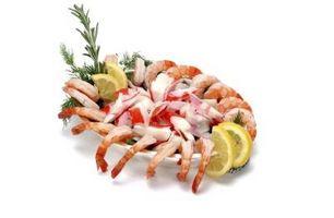 Las cosas que usted puede hacer con carne de cangrejo de imitación