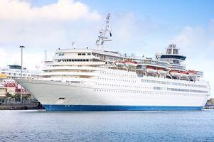 Cruceros a las Bahamas durante la noche de la Florida