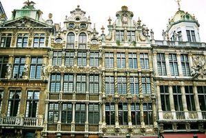 Hoteles de cuatro estrellas en Bruselas