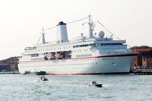 Cruceros a lo largo de la costa italiana