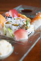 Diferencia Entre Sushi & Rolls
