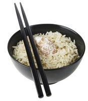 ¿Por qué mi arroz se conviertan en papilla?