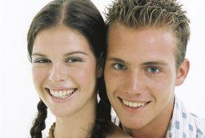 Las diferencias entre las caras de los hombres y de las mujeres